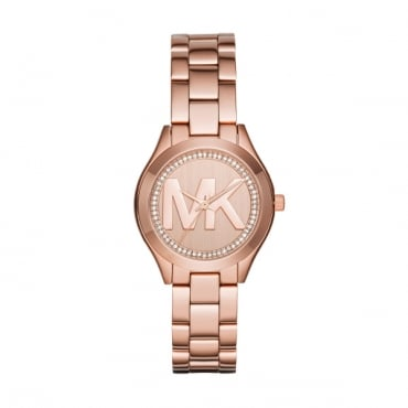 Ladies Mini Slim Runway Watch MK3549
