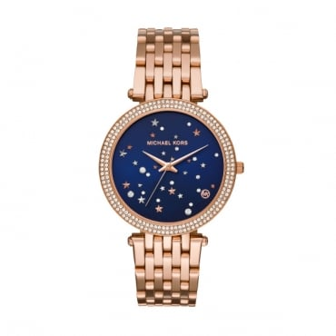 Darci Rose Gold Watch MK3728