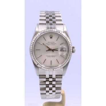 Men's Stainless Steel Datejust