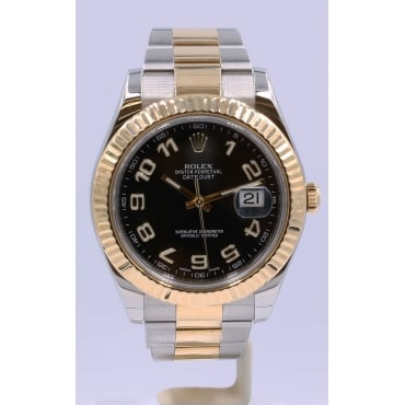 Men's Bi-Metal DateJust Watch