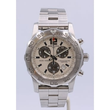 Men's Stainless Steel Colt Chronograph Watch