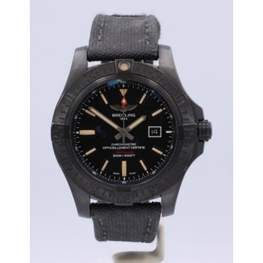 Men's Blackbird Avenger Watch