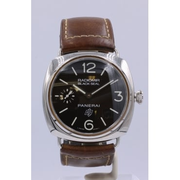 Men's Radiomir Black Seal Watch