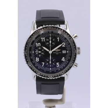 Men's Stainless Steel Aviastar Watch