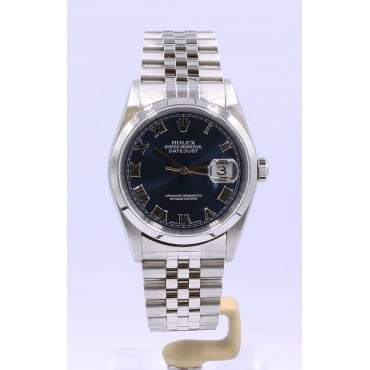 Men's Stainless Steel DateJust 16200