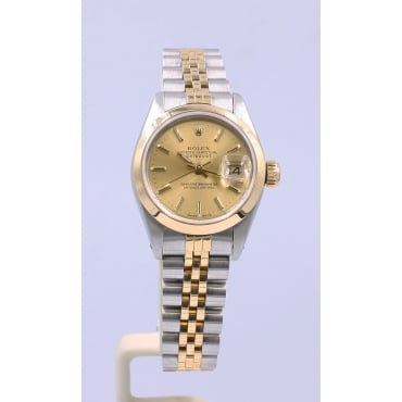 Ladies Bi-Metal DateJust Watch 69173