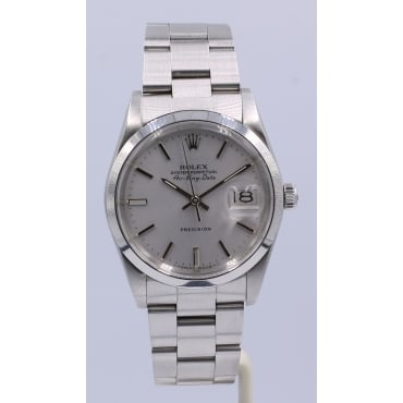 Men's Stainless Steel Airking Watch. 5700N