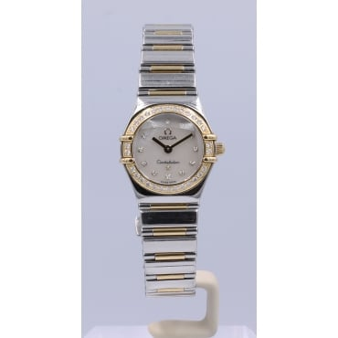 Ladies Bi-Metal Constellation Watch.