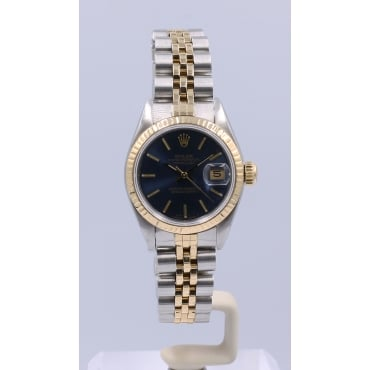 Ladies Bi-Metal DateJust Watch. 69173