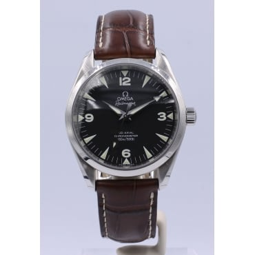 Men's Stainless Steel Railmaster Watch
