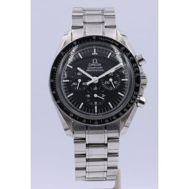 Men's Stainless Steel Speedmaster Watch