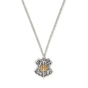 HARRY POTTER™ HOGWARTS™ Two Tone Necklace