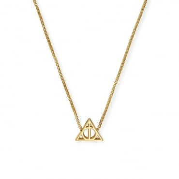 HARRY POTTER™ DEATHLY HALLOWS™ Adjustable Necklace