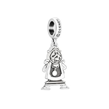 Disney- Beauty and the Beast- Cogsworth Charm
