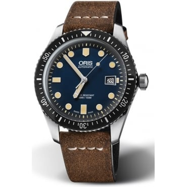 Men's Diver Sixty-Five Watch. 01 733 7720 4055