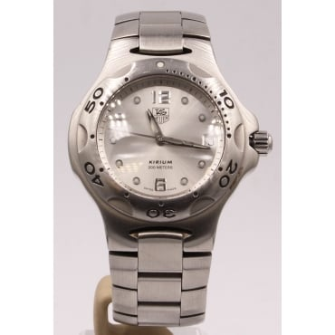 Men's Stainless Steel Kirium Watch.