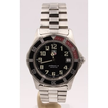 Men's Stainless Steel 2000 Series Watch.