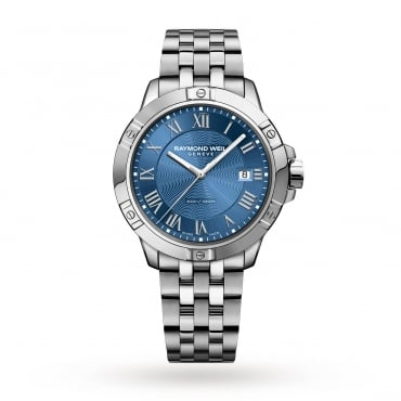 Tango Blue Dial Watch 8160-ST-00508