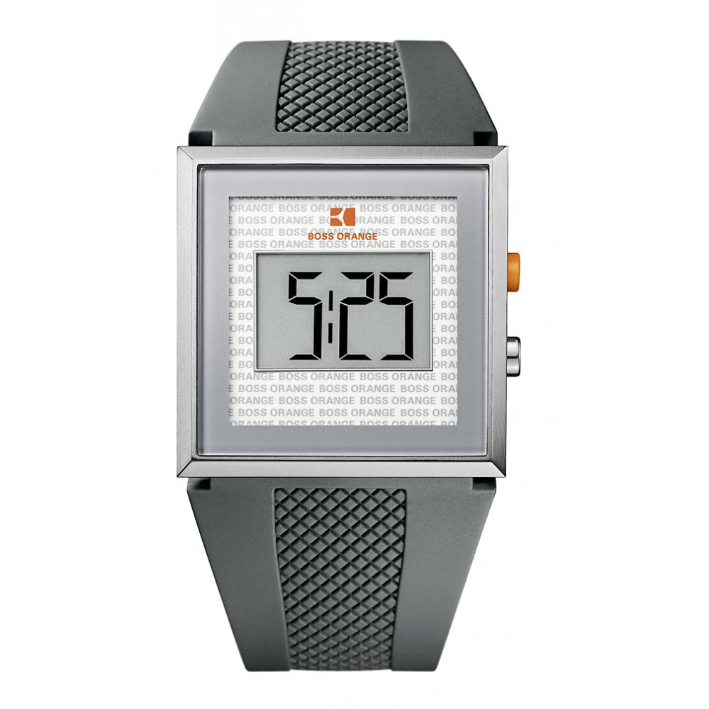 hugo boss orange watch instructions