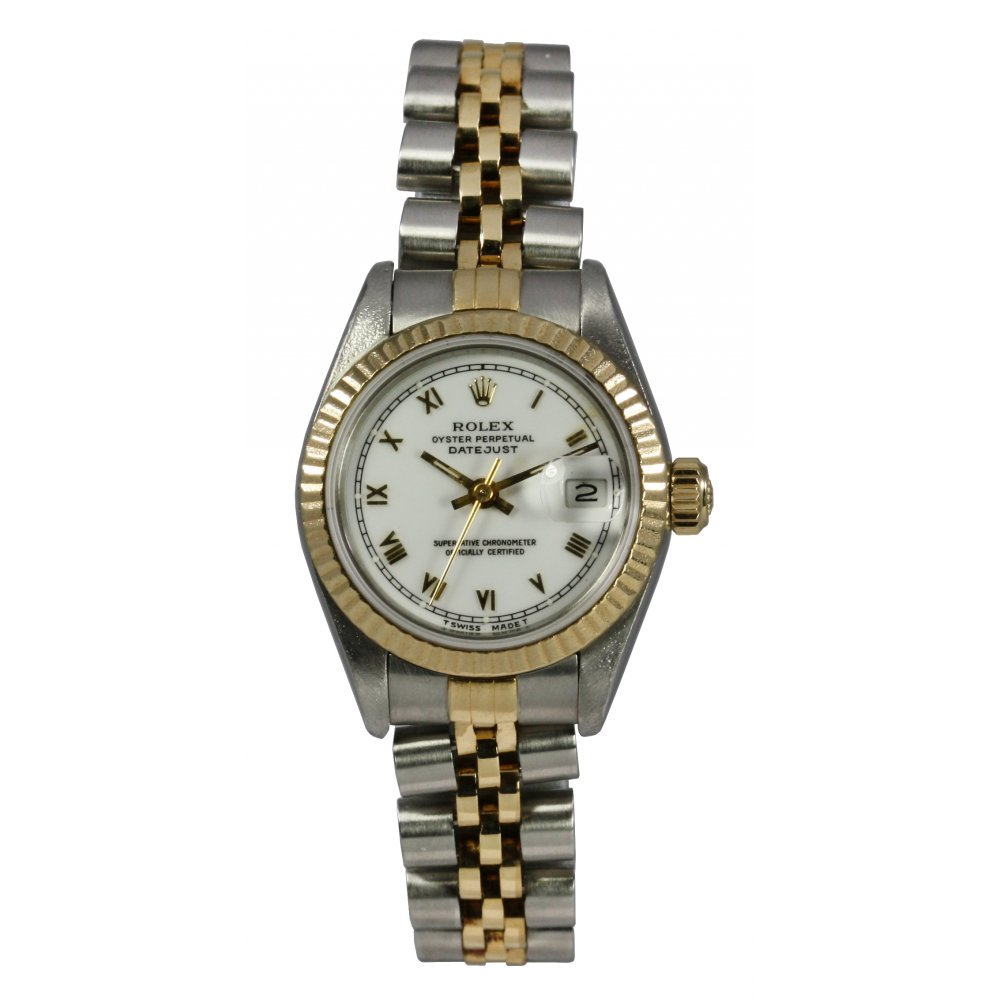 Ladies Pre-Owned Rolex Oyster Perpetual Datejust 6917