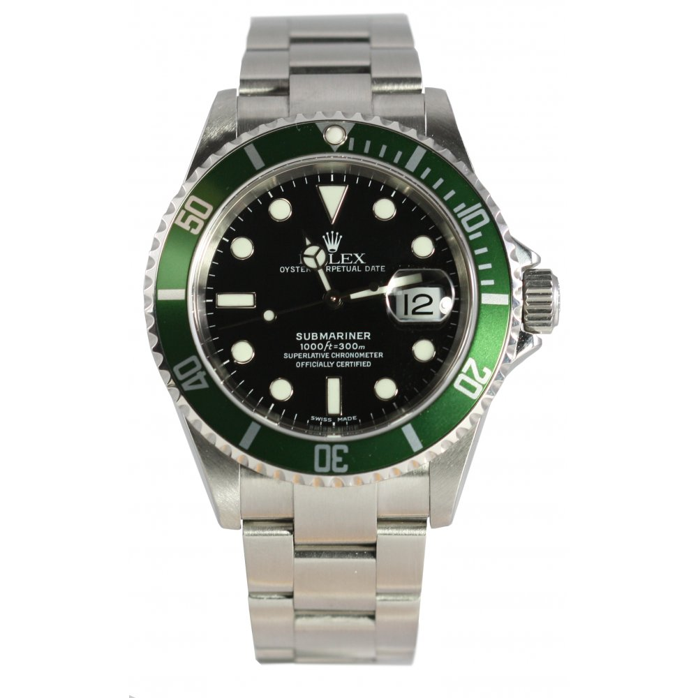 Mens Pre-Owned Rolex Oyster Perpetual 50th Anniversary ...
