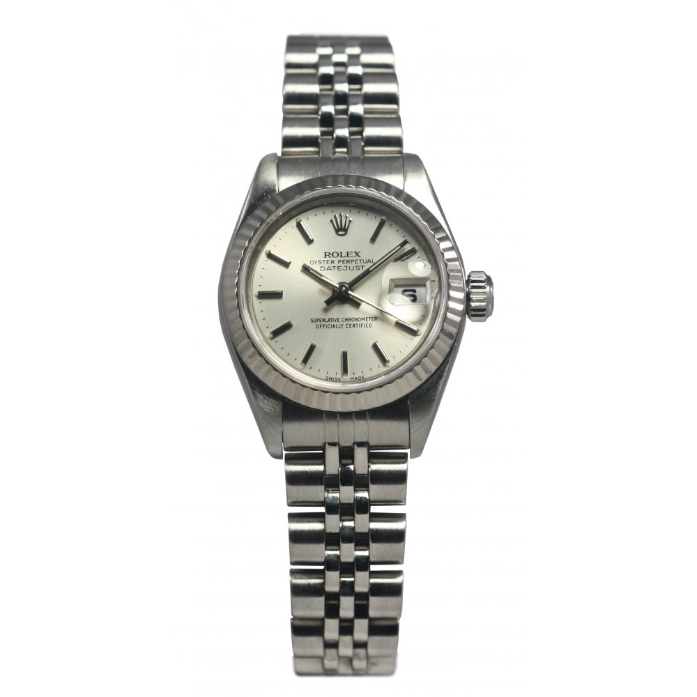 pre owned rolex datejust 69174 pre owned