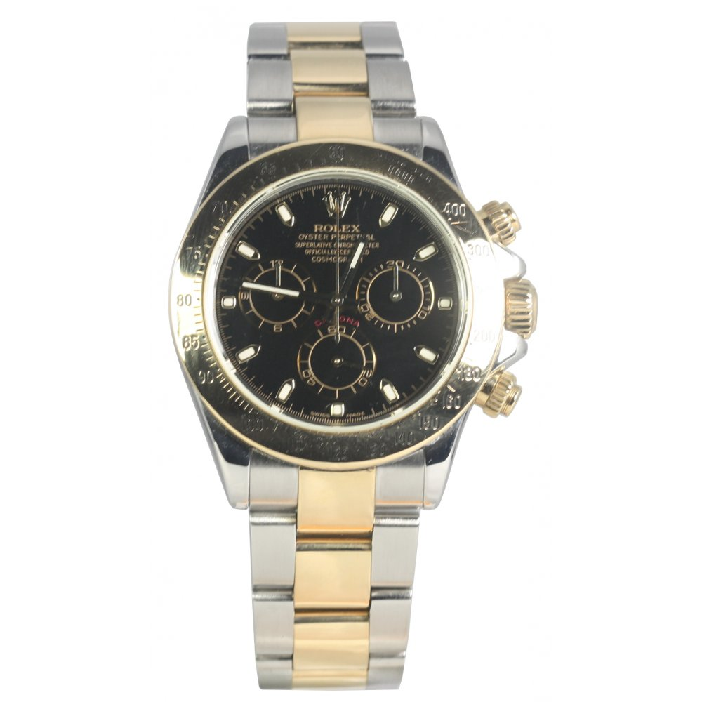 pre owned rolex daytona watches