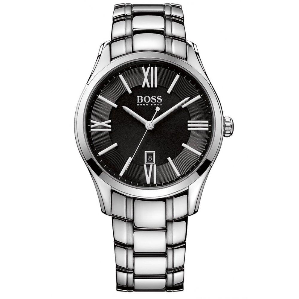 Hugo boss mens stainless steel watch 1513025 for Hugo boss watches
