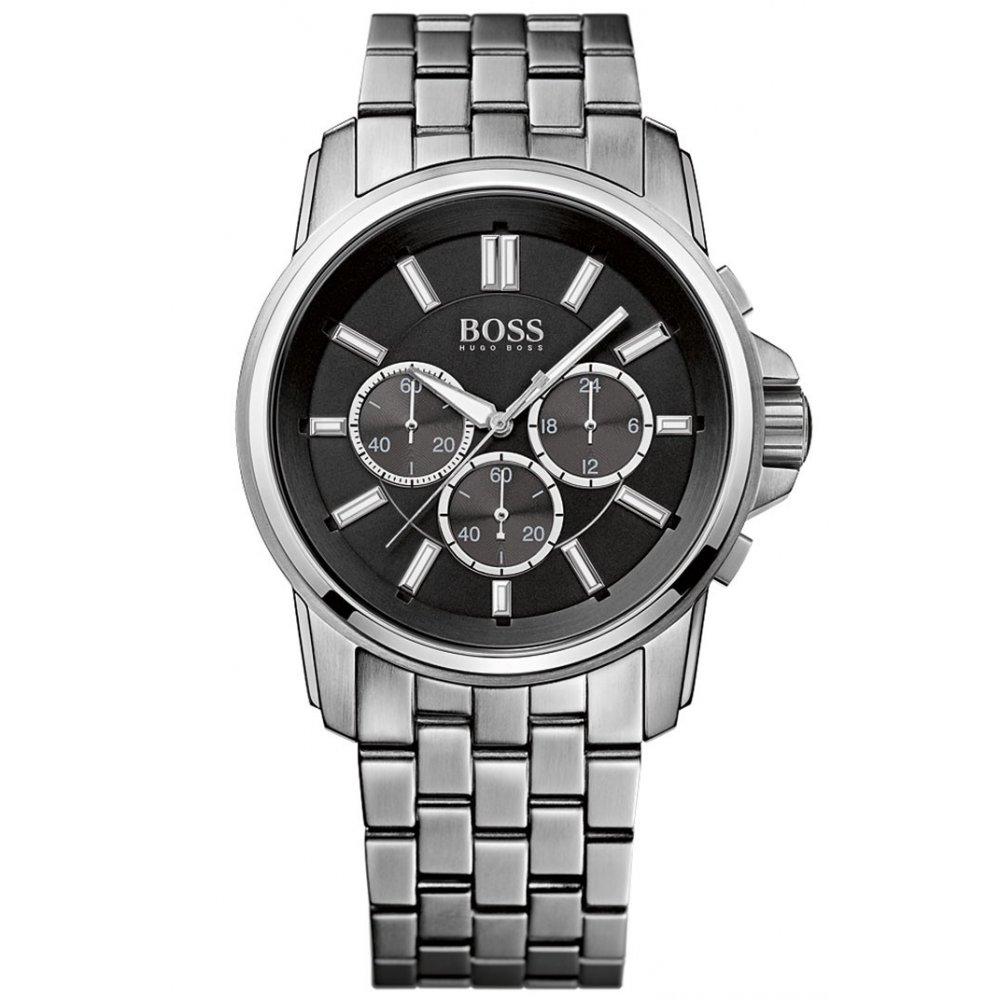 hugo boss mens chronograph watch 1513046. Black Bedroom Furniture Sets. Home Design Ideas