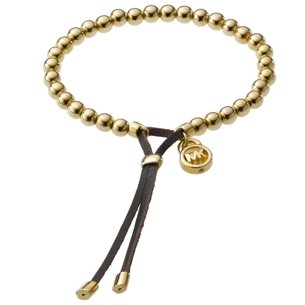 michael kors jewellery gold logo bracelet michael kors jewellery from market cross jewellers uk. Black Bedroom Furniture Sets. Home Design Ideas